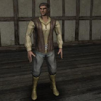 Peasant non-Player Character