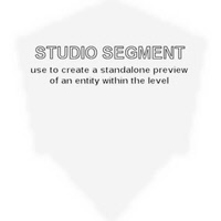 The Studio Segment for FPSC Developers