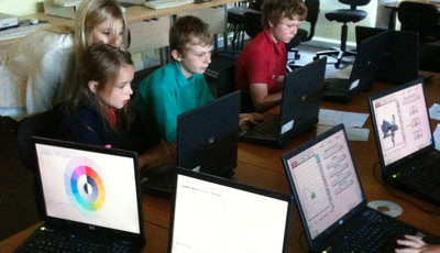 Engaging game design in the classroom