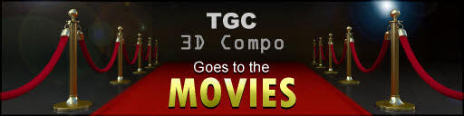 3D Modeling Competition - The Movies