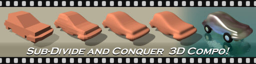 3D Competition - Subdivide and Conquer