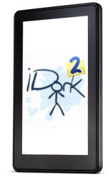 iDork 2 on Kindle