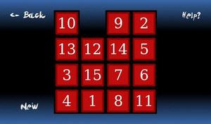Puzzle of 15 Lite