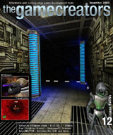 The Game Creators Newsletter Issue 12 - click for a larger cover image