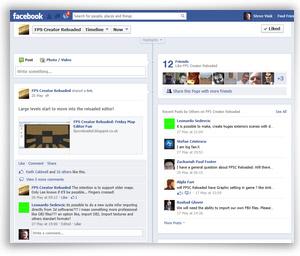 FPS Creator Reloaded on Facebook