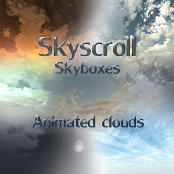 Skyscroll Skyboxes