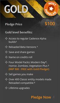 gold pledge