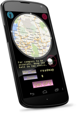 GPS and Google Maps