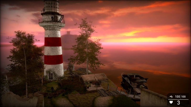 Light house by user Valentin321