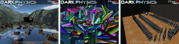 Dark Physics