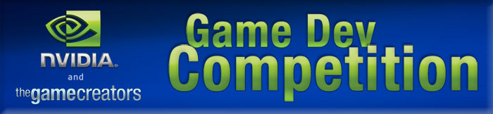 NVIDIA and TGC Game Dev Competition