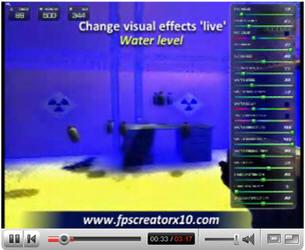 FPSC X10 Video