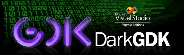 DarkGDK for Microsoft Visual C++ 2008 Express
