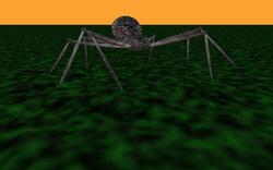 20 Line Challenge - Spider