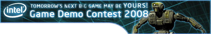 Intel game demo contest 2008