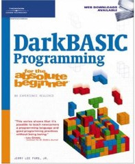 New DarkBASIC Book