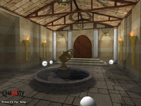 PhysX Museum Demo