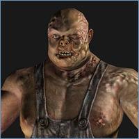 FPS Creator character - Brute
