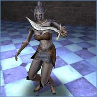 FPS Creator Character - Warrior Elf