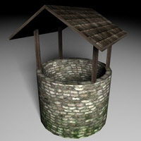 Model Well for FPS Creator
