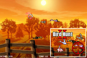 Bird Hunt II on Social Arcade