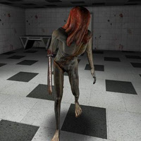 The Shroudling Horror Character Model for 3D Games