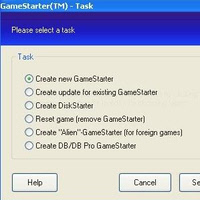 GameStarter, available in the Store
