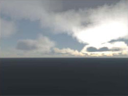 Cloud Simulation in 3D Games