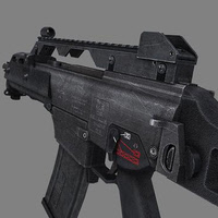 Most Downloaded Weapon in the Game Creator Store