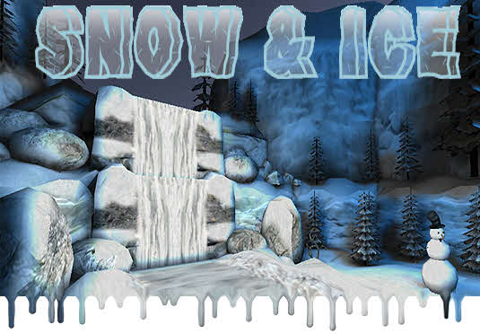 Snow and Ice Model Pack