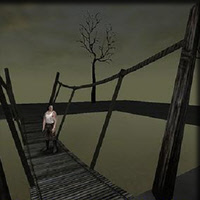 Bamboo Bridge game ready model