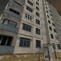 Highrise Building for 3D Games Development
