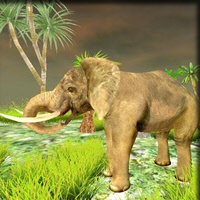 3D Game Character - Elephant