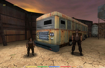 Wastelanders Model Pack for FPS Creator