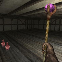 Demon Sceptre Weapon for FPS Creator Games