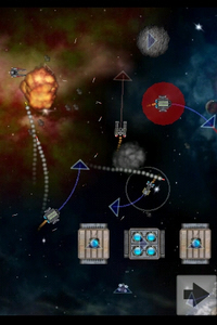 Space Squadron Screenshot