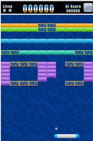 AppGameKit - AppGameKit Mobile now features a full Brick-Out