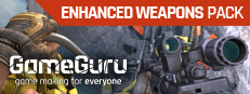 GameGuru - Enhanced Weapons Pack