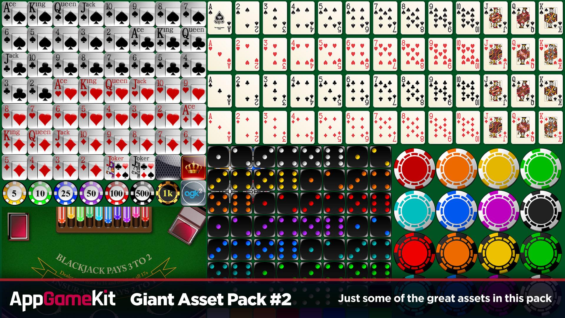 AppGameKit - AppGameKit Giant Asset Pack 2