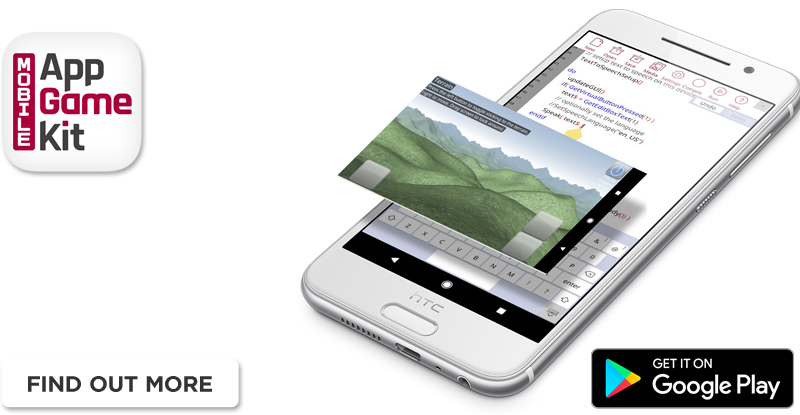 AppGameKit Mobile