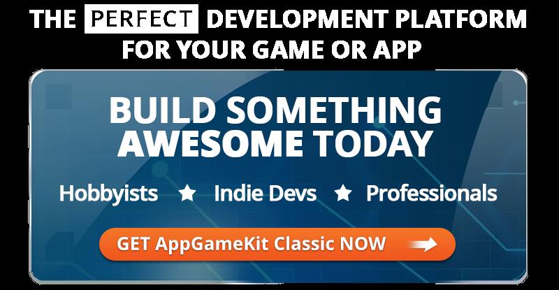 AppGameKit Classic