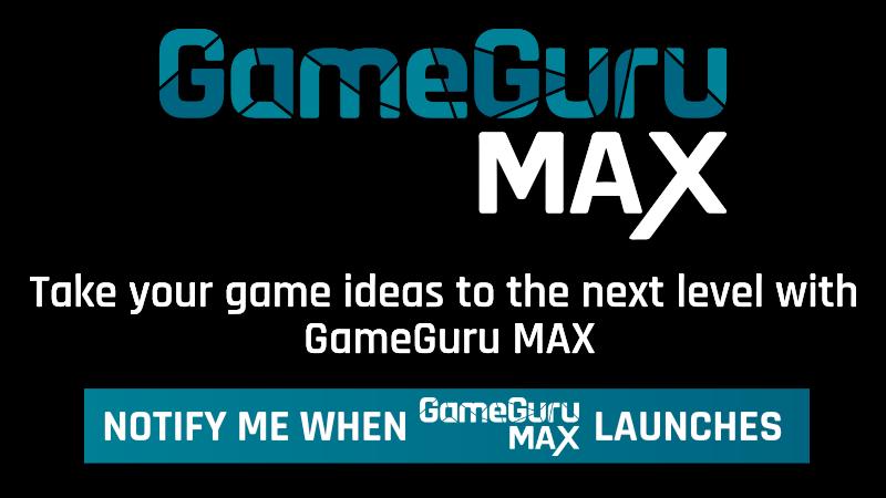 GameGuru MAX